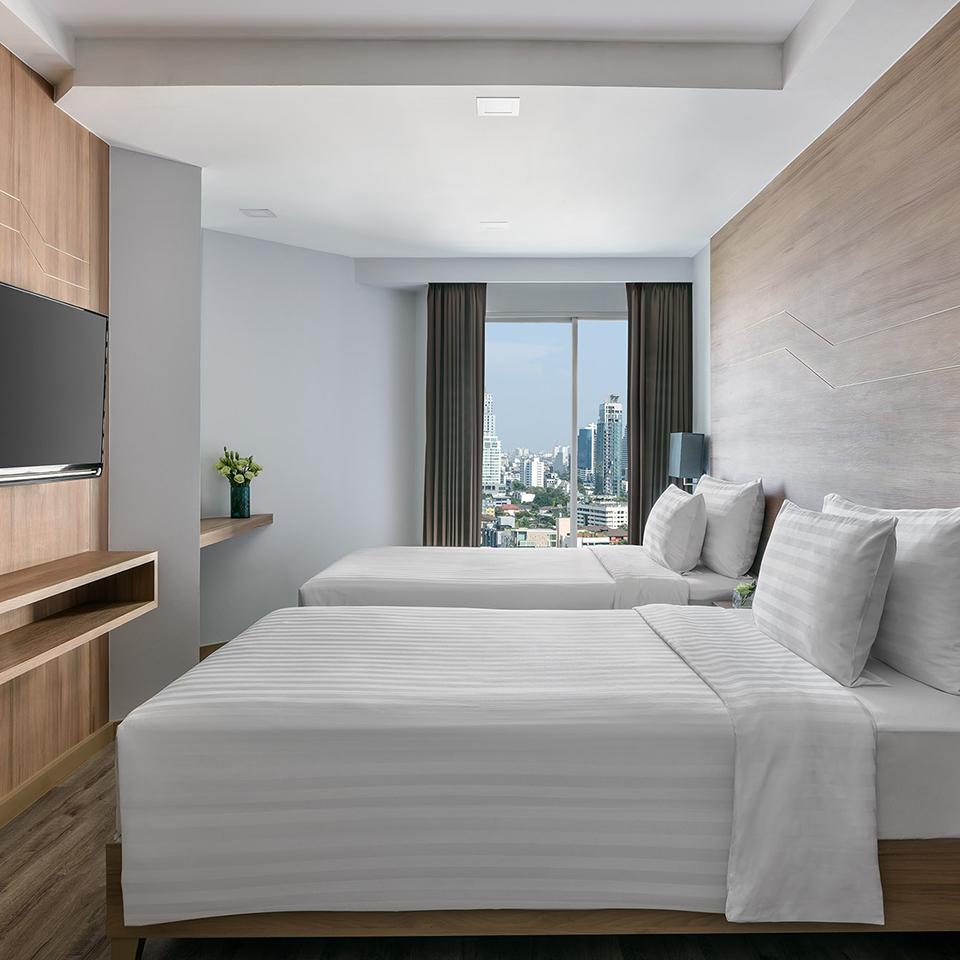 Adelphi Suites Bangkok - Bangkok - Simple Booking